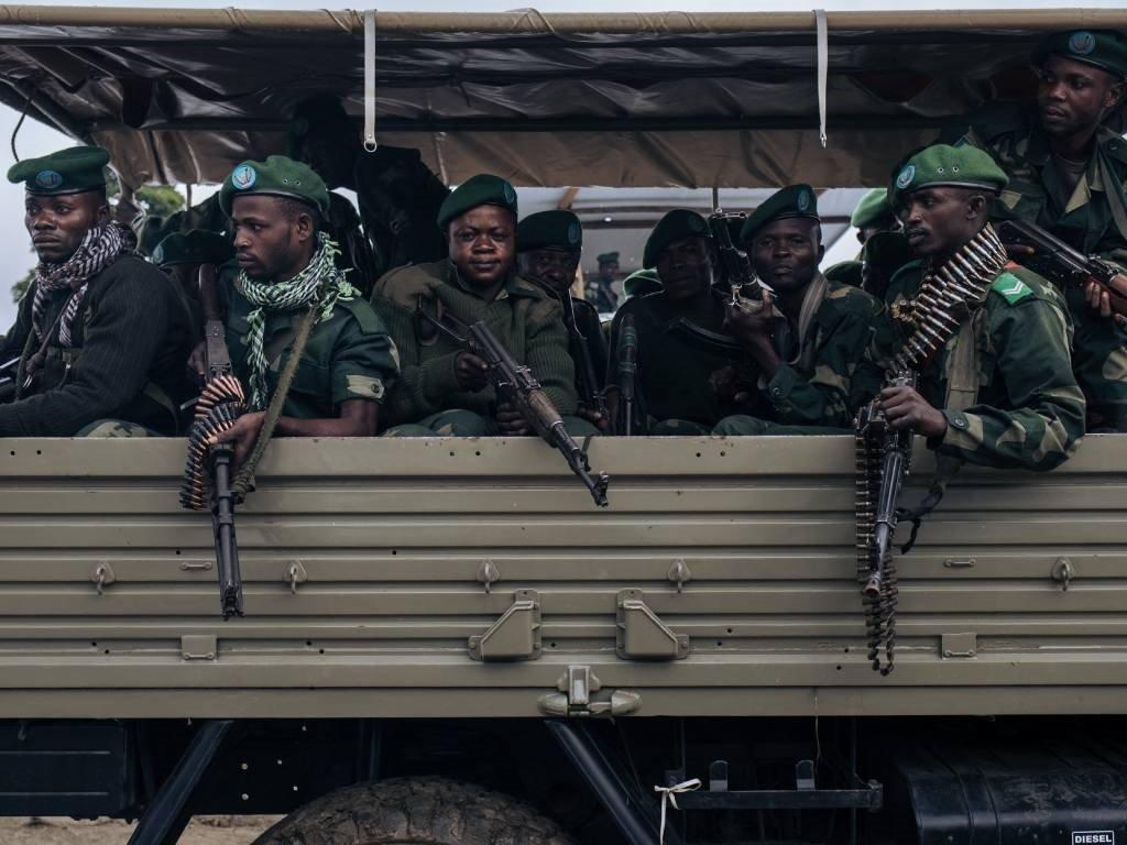 Over 30 Dead As jihadists Attack DR Congo
