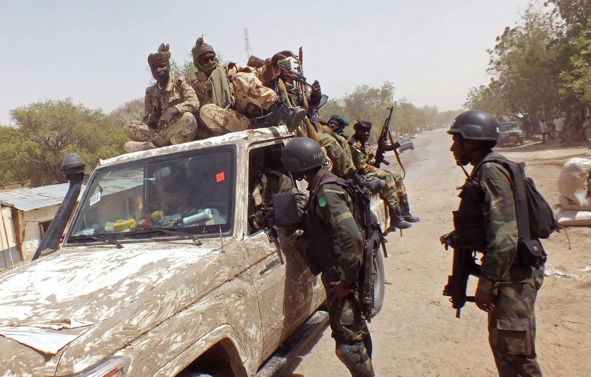 Over 5,890 Boko Haram terrorists have Given-In – Defence HQ