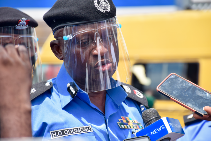 Policeman Shoots 18 Year Old Girl in Lagos