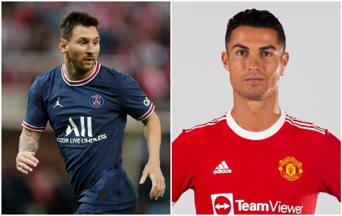 Ronaldo Overtakes Messi As Highest Paid Footballer On Earth