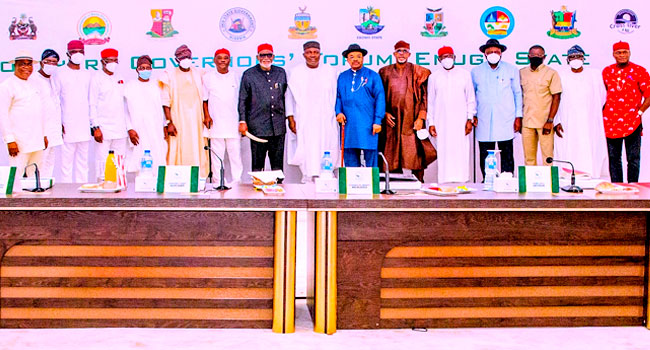 Southern Governors Take Position On VAT Collection, Zoning