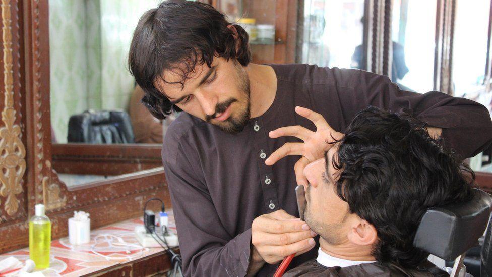 Taliban Ban Barbers From Shaving Beards, Playing Music