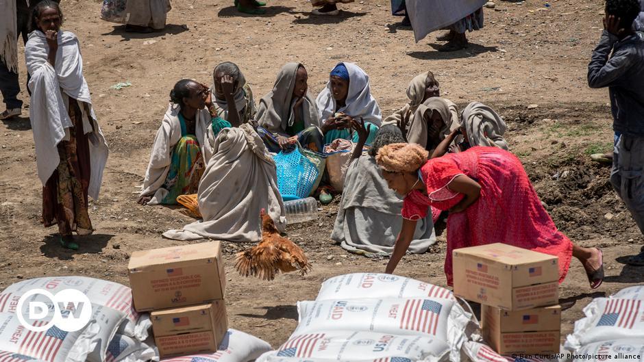 Tigray Blockade Puts Millions At Risk Of Famine - UN