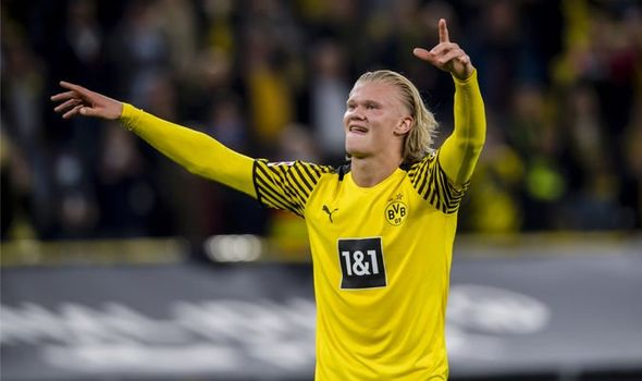 Wenger Opens Up On Where Haaland Will Play Next