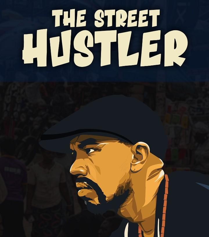 Dr MarkAnthony Nze's 'The Street Hustler' Hits The Shelves