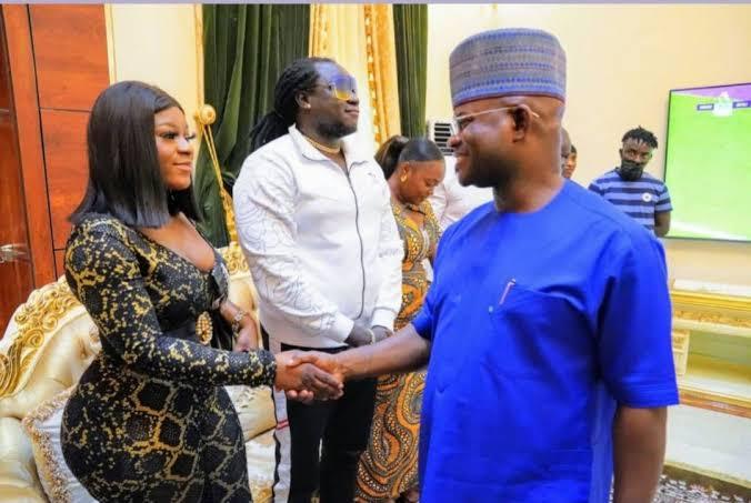 Confused Governor Bello And The Massive Backside Of Etiko