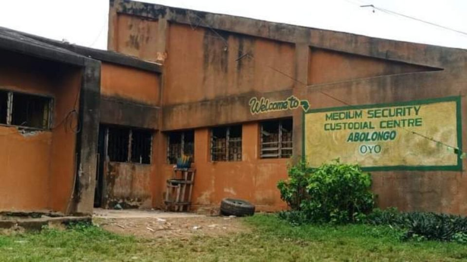 1 Soldier, 2 Others Feared Dead As Fresh Jailbreak Hits Oyo
