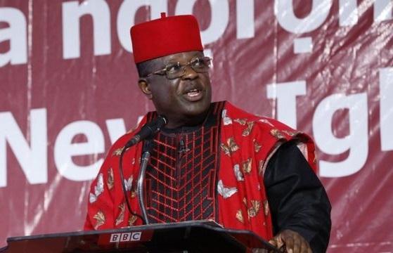 2023 Ndigbo'll Work For Nigeria's Unity Not Biafra – Umahi