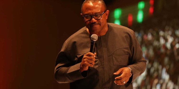 2023 Obi Disowns Presidential Campaign Posters