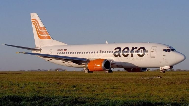 Outrage As Aero Contractors Abandon Passengers' Luggage To Shed Load