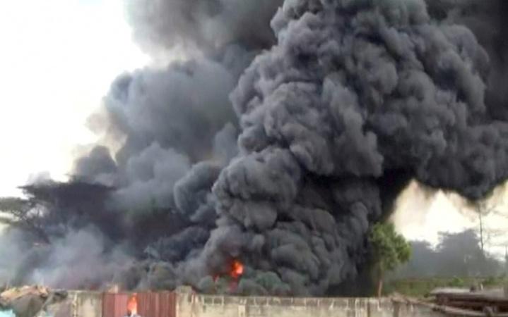 Anxiety As Explosions Rock Nigeria Army Barracks In Calabar