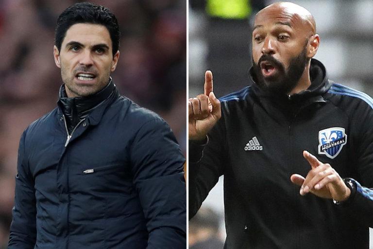 Arsenal Under Arteta Unimpressive – Thierry Henry