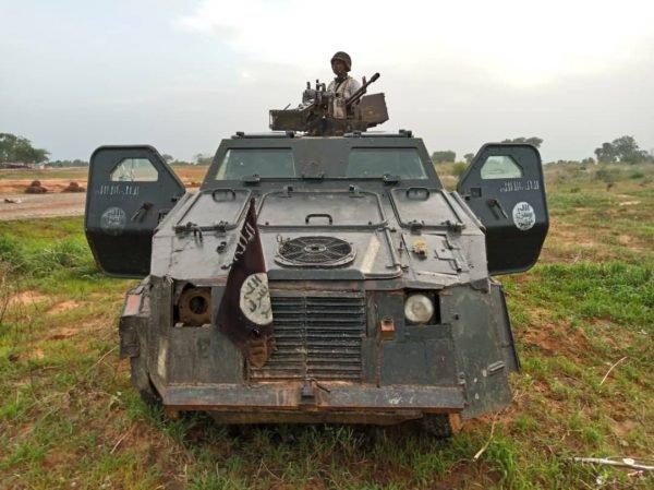 Boko Haram Terrorists Attack Yobe Military Base In Gun Trucks