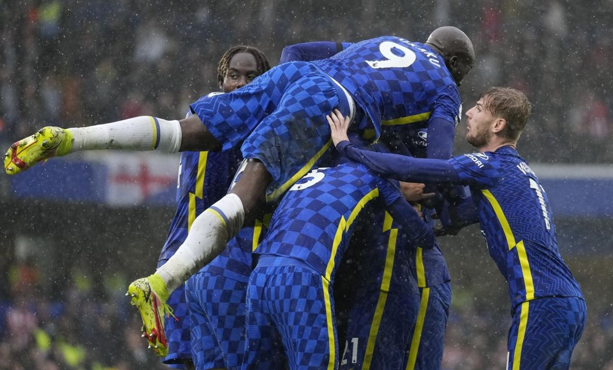 EPL: Chelsea Go Top After 3-1 Victory Over Southampton