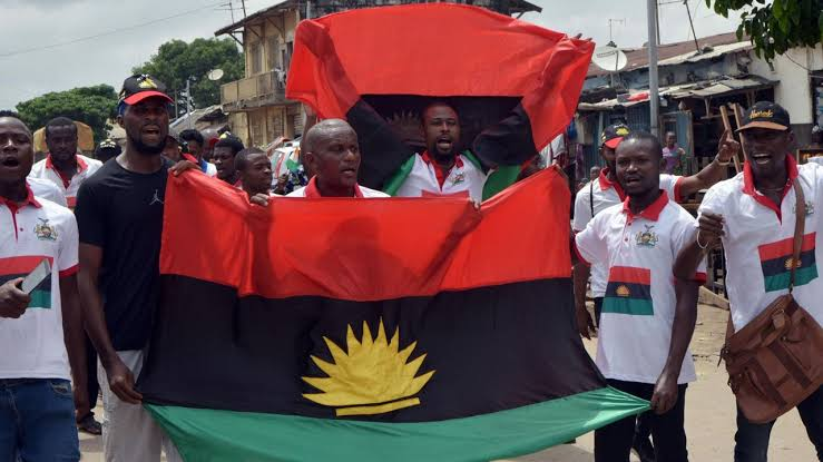 Kanu: IPOB Gives Conditions To Dialogue With FG