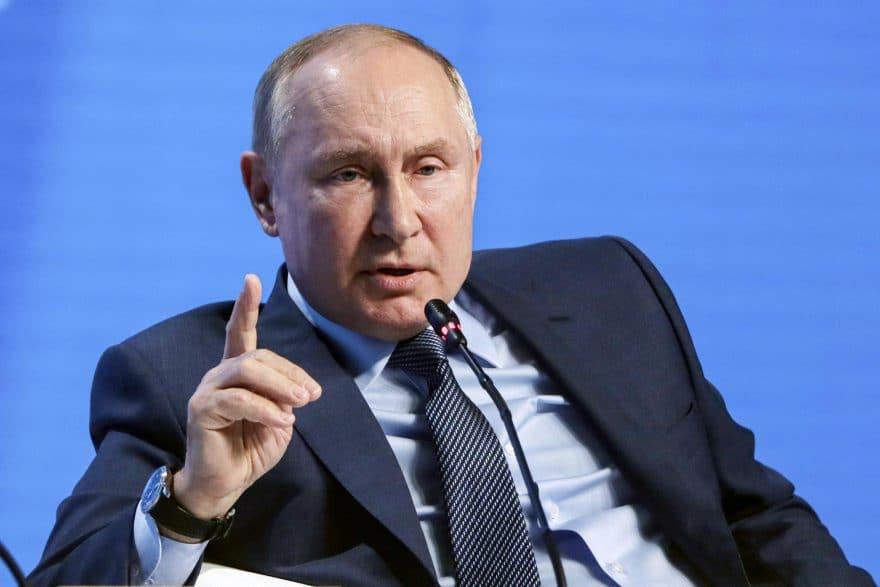 Iraq, Syria Militants Entering Afghanistan - Putin