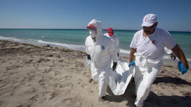 Over 17 Migrants Found Dead On Libya Beach – Coast Guard