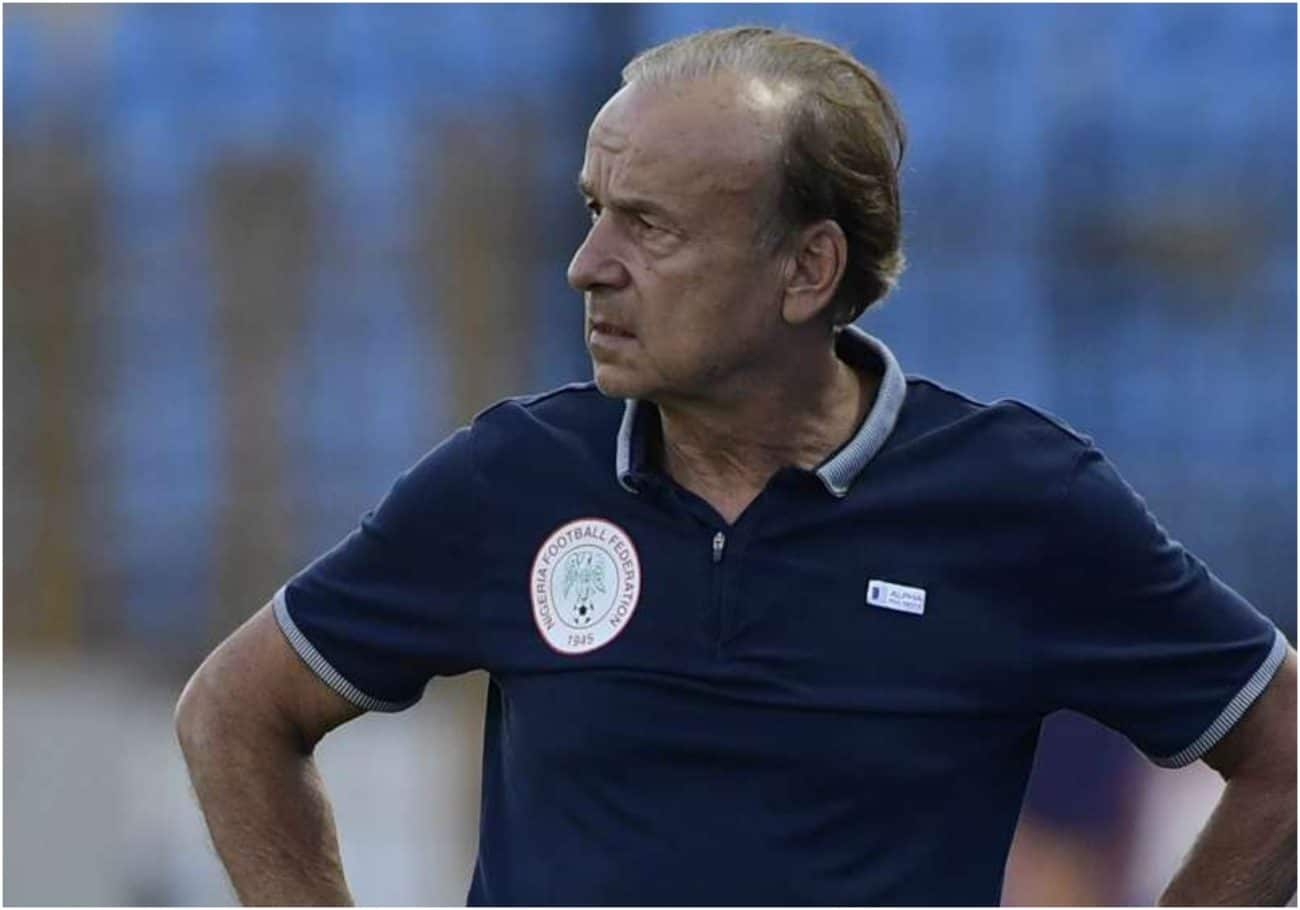 Sack Rohr Now Before It's Too Late - Sunday Oliseh