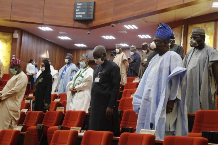 Senate Adopts Electronic Transmission Of Election Results