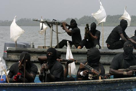 Russian Marines Thwart Pirate Attack On Nigerian Waters