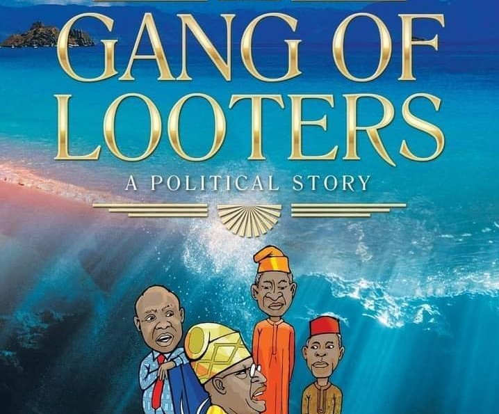 'Gang of Looters' Dr. MarkAnthony Nze's 'Gang Of Looters' Gets Film Adaptation