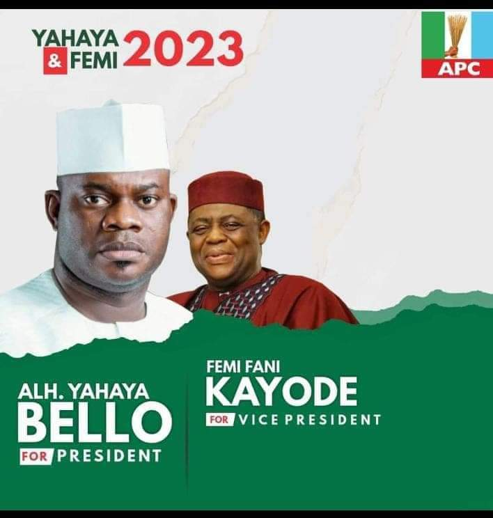 2023 Presidency: FFK And Bello Suffering From Delusions